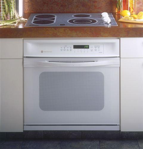 ge profile convection oven cleaning instructions