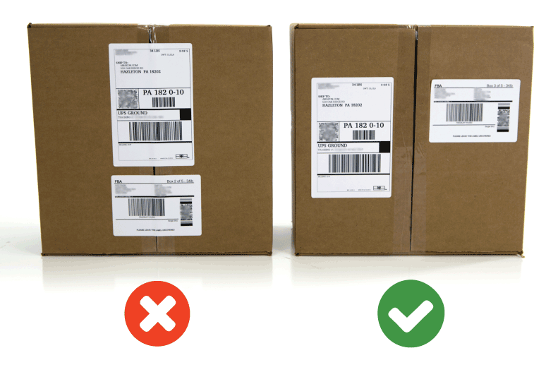 amazon canada delivery instructions