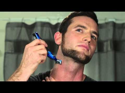 instructions how to shave just dont beard