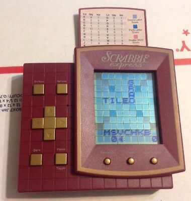 scrabble express handheld electronic game instructions
