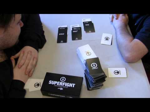 superfight card game instructions