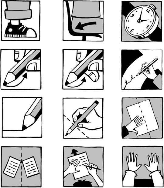 is ikea instructions a pictogram