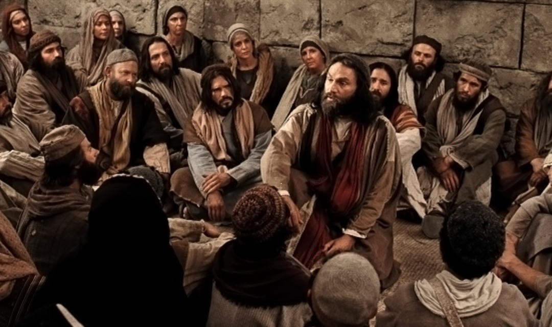 christ instructions to apostles