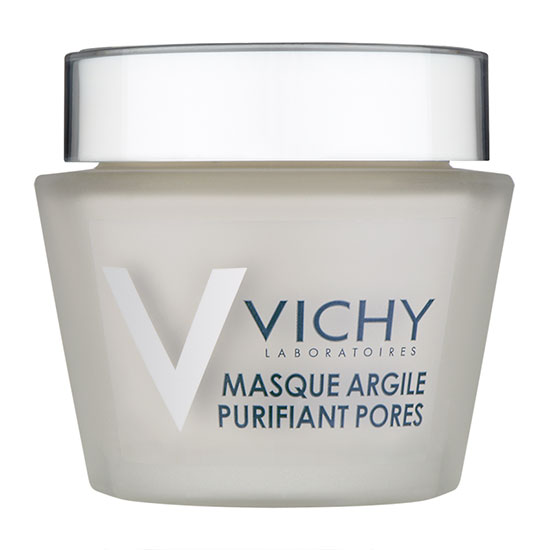 vichy pore purifying clay mask instructions