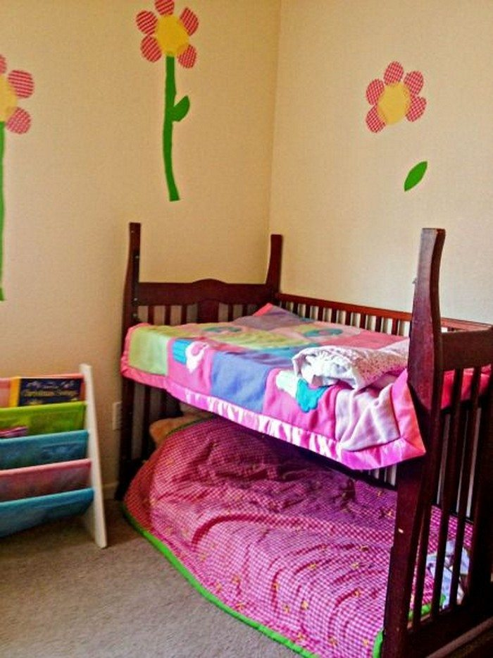 baby crib to toddler bed instructions