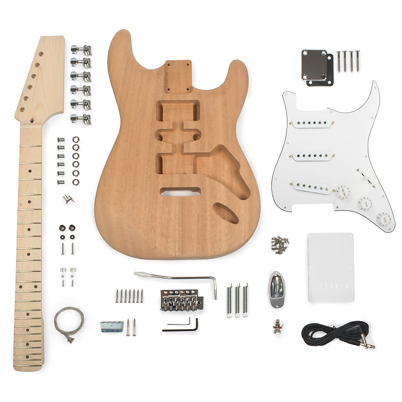 stewmac guitar kit instructions