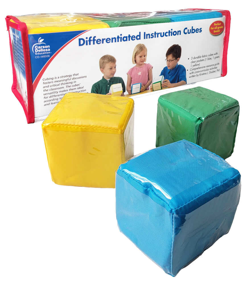 creating differentiated instruction interest centres