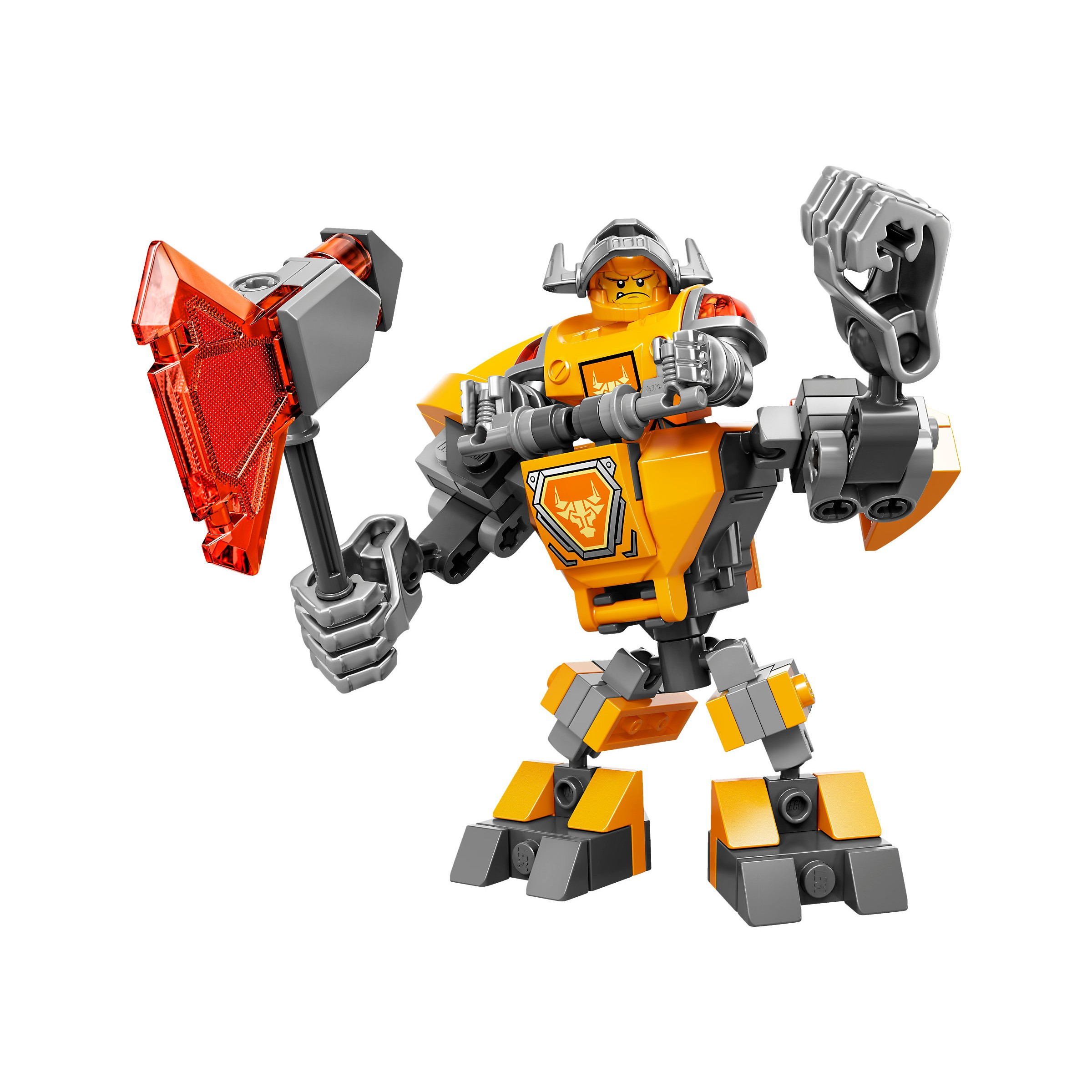 nexo knights instructions for axel