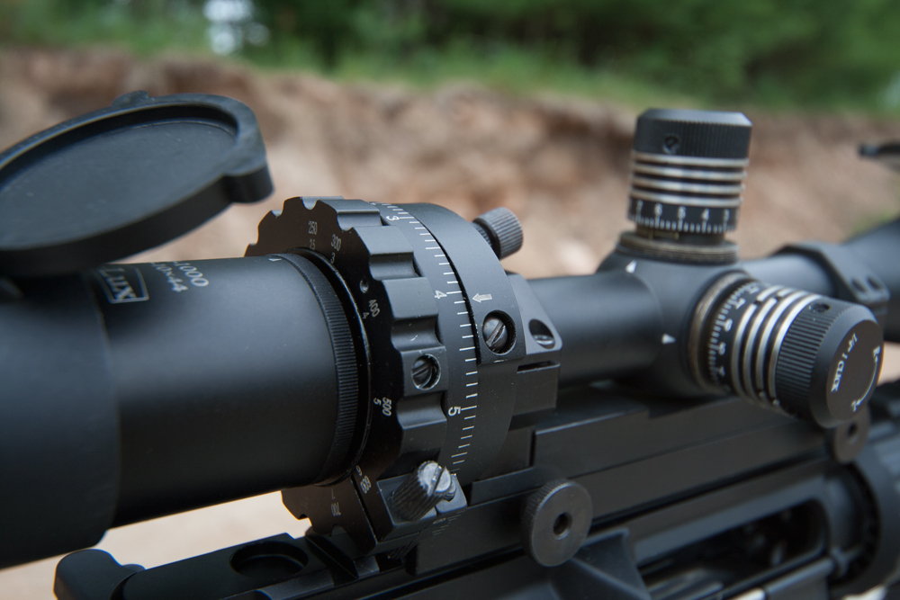 sighting in rifle scope instructions
